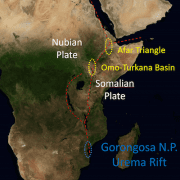 Gorongosa map